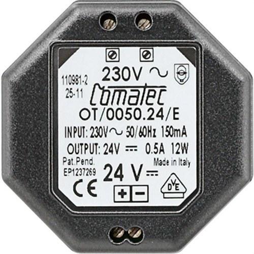 Alimentador empotrable KNX para panel 24V DC
