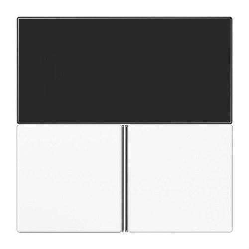 Juego teclas controlador KNX RCDLS4092 módulos blanco alpino
