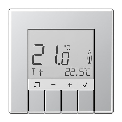 Termostato estándar Serie LS con display aluminio