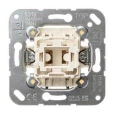 JUNG 531U Mecanismo pulsador unipolar 10AX 250V