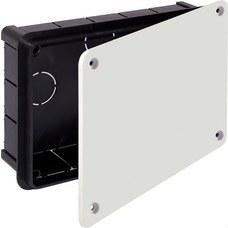 SOLERA 314 Caja 200x130x60 tapa blanco con tornillos