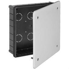 SOLERA 320 Caja 200x200x65 tapa blanco tornillos