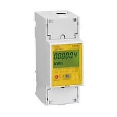 LEGRAND CE2DMID12 Contador de energía Conto D2 MID 1F 63A 230V impulsos