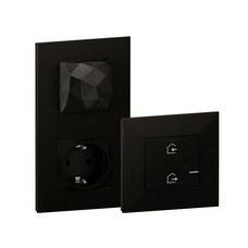LEGRAND 741860 Pack starter VALENA NEXT W/NETATMO dark