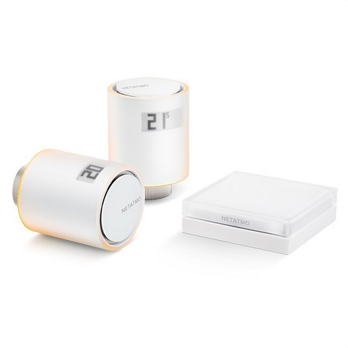 PACK VÁLVULAS INTELIGENTES SMART NETATMO