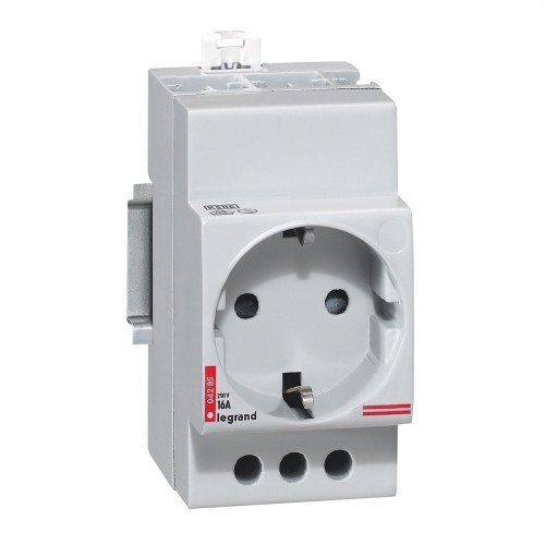Toma corriente modular 16A 2P + T LEXIC