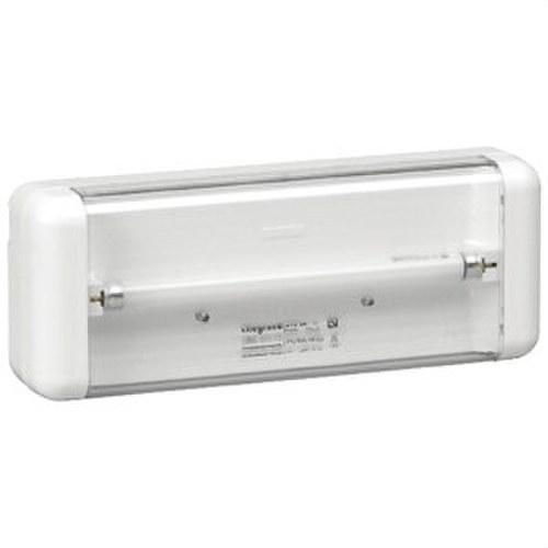 Luminaria de emergencia C3 fluorescente 200lm 1 hora