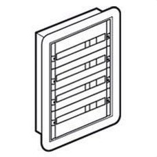 LEGRAND 020014 Caja XL3 160 empotrar metal 4 filas