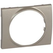 LEGRAND 771419 Tapa universal diámetro 46,5mm GALEA titanio para mecanismos