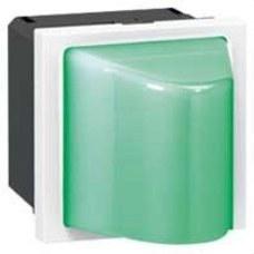 LEGRAND 078572 Hublot MOSAIC-II 230V verde