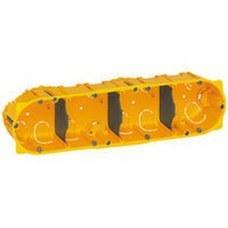 LEGRAND 080053 Caja tabique hueco 6 módulos 50mm