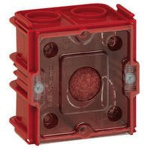 Caja universal 2 módulos 50mm