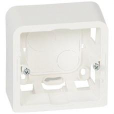 LEGRAND 080281 Caja superior MOSAIC-II 2 módulos 40mm