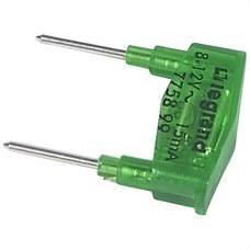 LEGRAND 069499 Lámpara plexo 15V verde