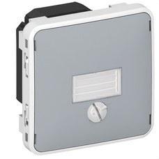 LEGRAND 069517 Interruptor crepuscular E/S plexo gris
