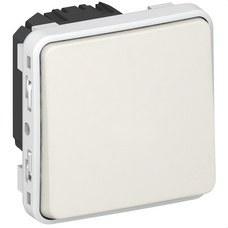 LEGRAND 069611 Interruptor conmutador E/S 10AX plexo blanco