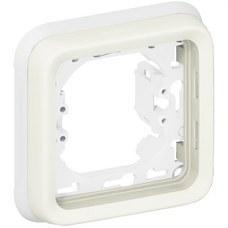 LEGRAND 069692 Caja empotrar 1 posición plexo blanco