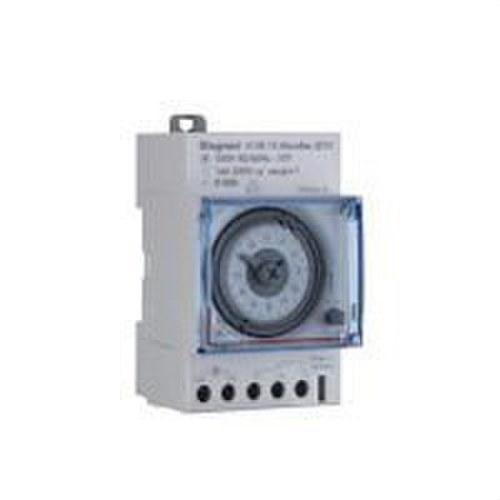 Interruptor horario analógico SR/D/1x16 3 módulos