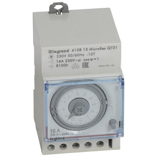 Interruptor horario analógico CR/D/1x16 3 módulos
