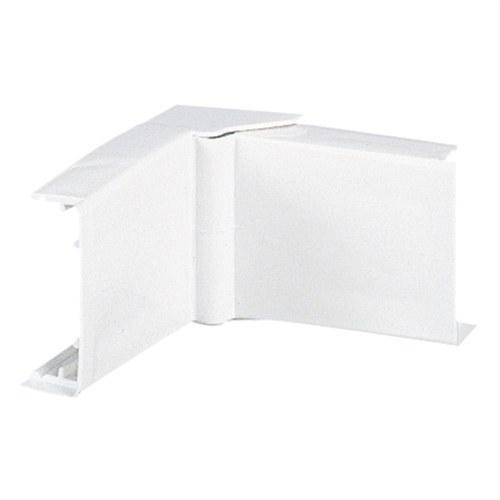 Angulo interior exterior para canal DLP 20x12,5mm PVC