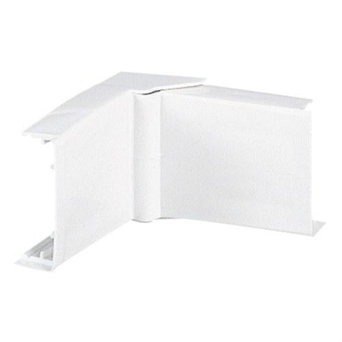 Angulo interior exterior para canal DLP 40x20mm PVC