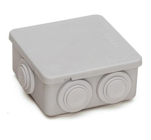 Caja derivación estanca 80x80 PG16 presión