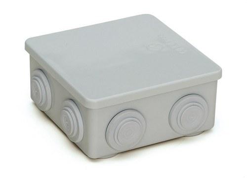 Caja derivación estanca 100x100 PG16 presión