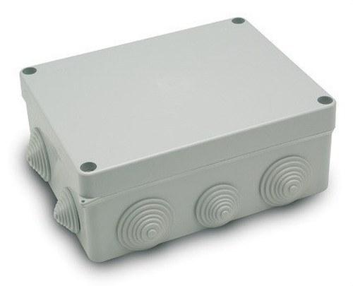 Caja derivación estanca 220x170 PG.21-29 tornillo