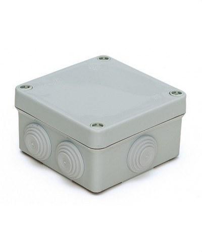 Caja derivación estanca 100x100 libre halógenos