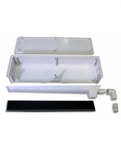 Caja preinstalación aire acondicionado 396x112/154x55