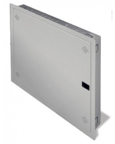 Armario metálico ICT 600x500x80 IP33 empotrar