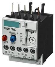 SIEMENS 3RU1116-1GB0 RELE SOBRECARGA TERMICO 3RU11 S00 6,3A