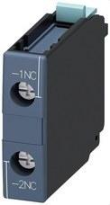 SIEMENS 3RH1921-1CA01 Bloque contacto auxiliar 1NC S0/S3