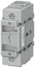 SIEMENS 3LD9220-0B Conductor neutro, conmutación principal para montaje frontal, hasta 32A para interruptor 3L