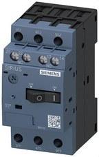 SIEMENS 3RV1011-1CA15 Interruptor automático 3RV1 S00 2,5A kA100 1NA+1NC