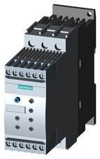 SIEMENS 3RW4026-1BB14 Arrancador 400V AC/DC 11Kw 25A conexión tornillo