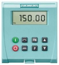 SIEMENS 6SL3255-0AA00-4BA1 PANEL OPERADOR BASICO G110/G120