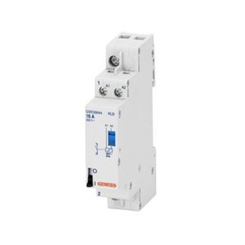 Telerruptor 1NA 16A 230VAC 1 módulo