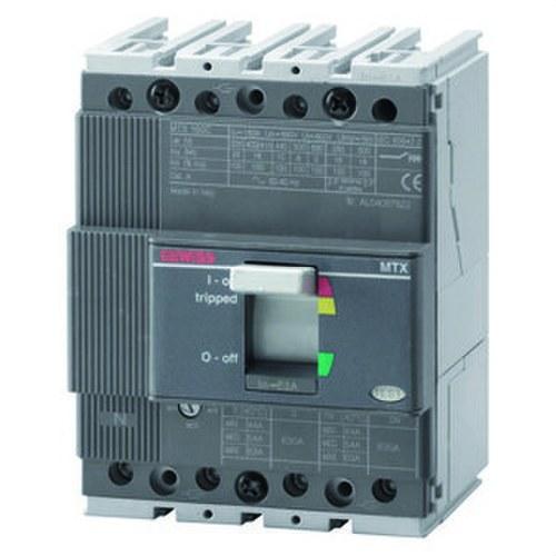 Interruptor MTX160c-B 16kA 4 polos 160A TM1
