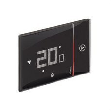 BTICINO XG8002 Termostato conectado Smarther with Netatmo para empotrar, negro