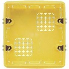 BTICINO 506E Caja de empotrar profundidad 50mm 3+3 módulos para albañilería