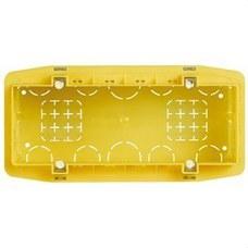 BTICINO 506L Caja empotrar con 7 módulos MAGIC