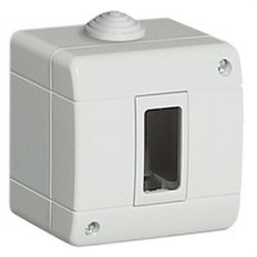 Caja IP40 horizontal con 1 elemento MATIX