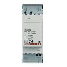 BTICINO 346020 Alimentador suplemento 2 hilos 2DIN