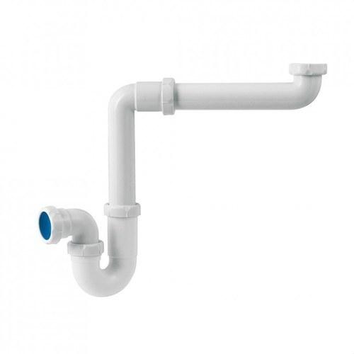 Sifon curvo extensible s90 lavabo bide 1.1//2 Jimten s-90