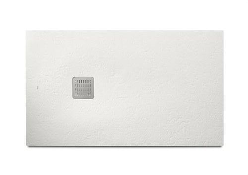 Plato ducha TERRA sin marco 1000x800x26mm blanco