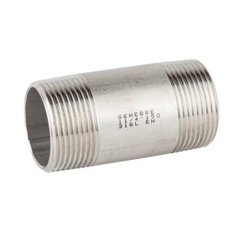 """ENTRONQUE DOBLE M-M 3/8"""" 040"""