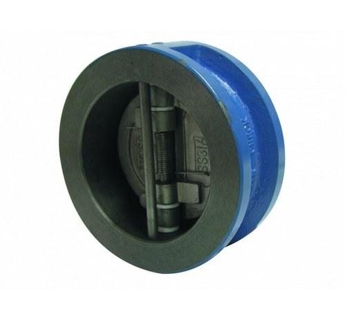 Válvula retención doble disco PN-16 2
