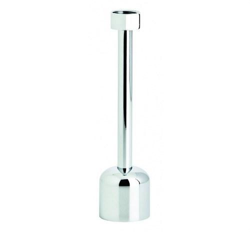 Bajante accesorio para urinario recto 15,5cm