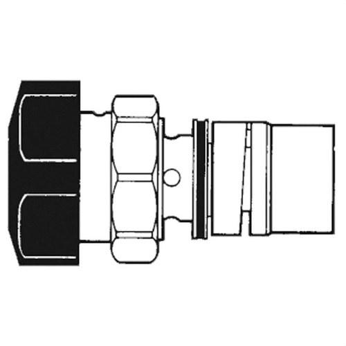 Cabezal para mezclador pulsador negro